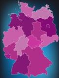 Telekom Verfügbarkeit und Netzausbau - Übersicht der Bundesländer