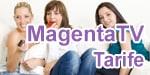 Telekom MagentaTV Tarife für MagentaZuhause - Basis, Plus und Netflix